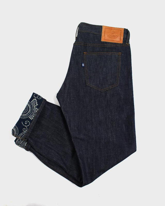 Japanese Selvedge Denim, Kiku