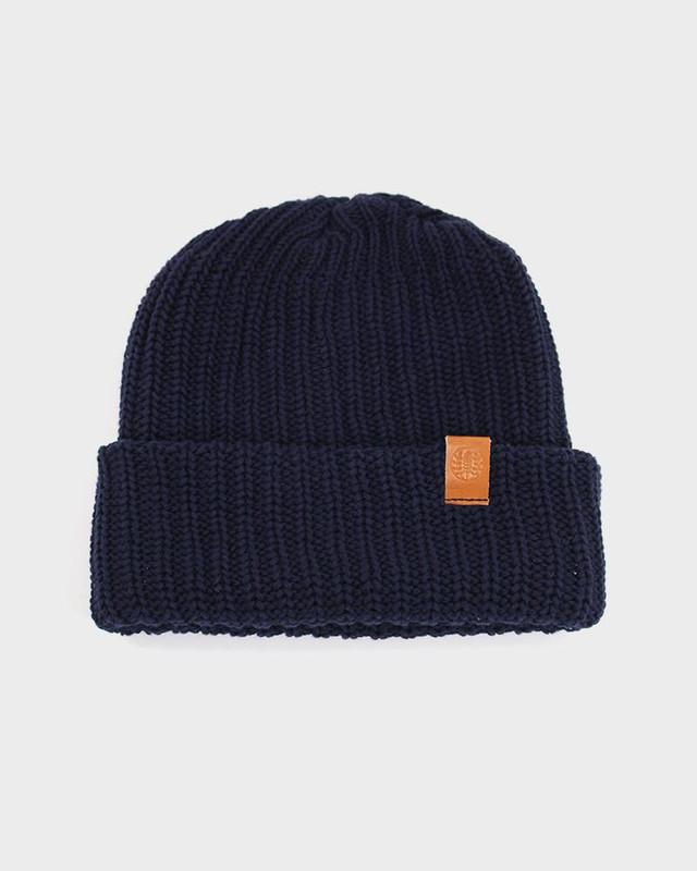 Knit Cap, Dark Navy