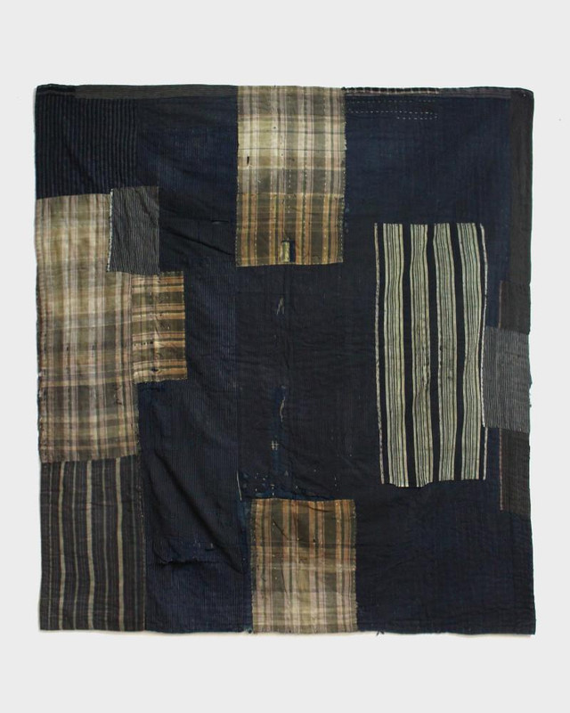 Vintage Boro Blanket, 8