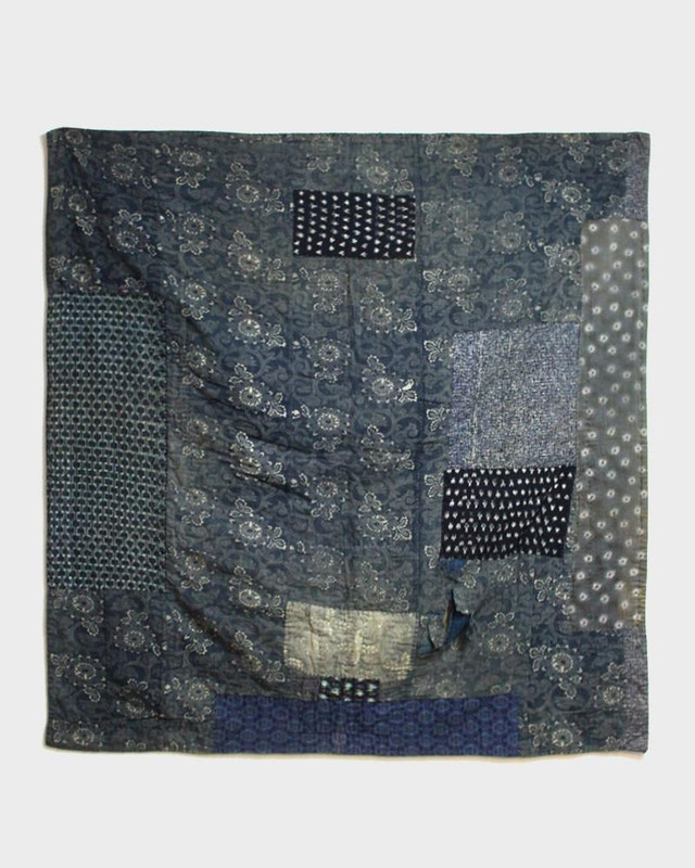Vintage Boro Blanket, 9