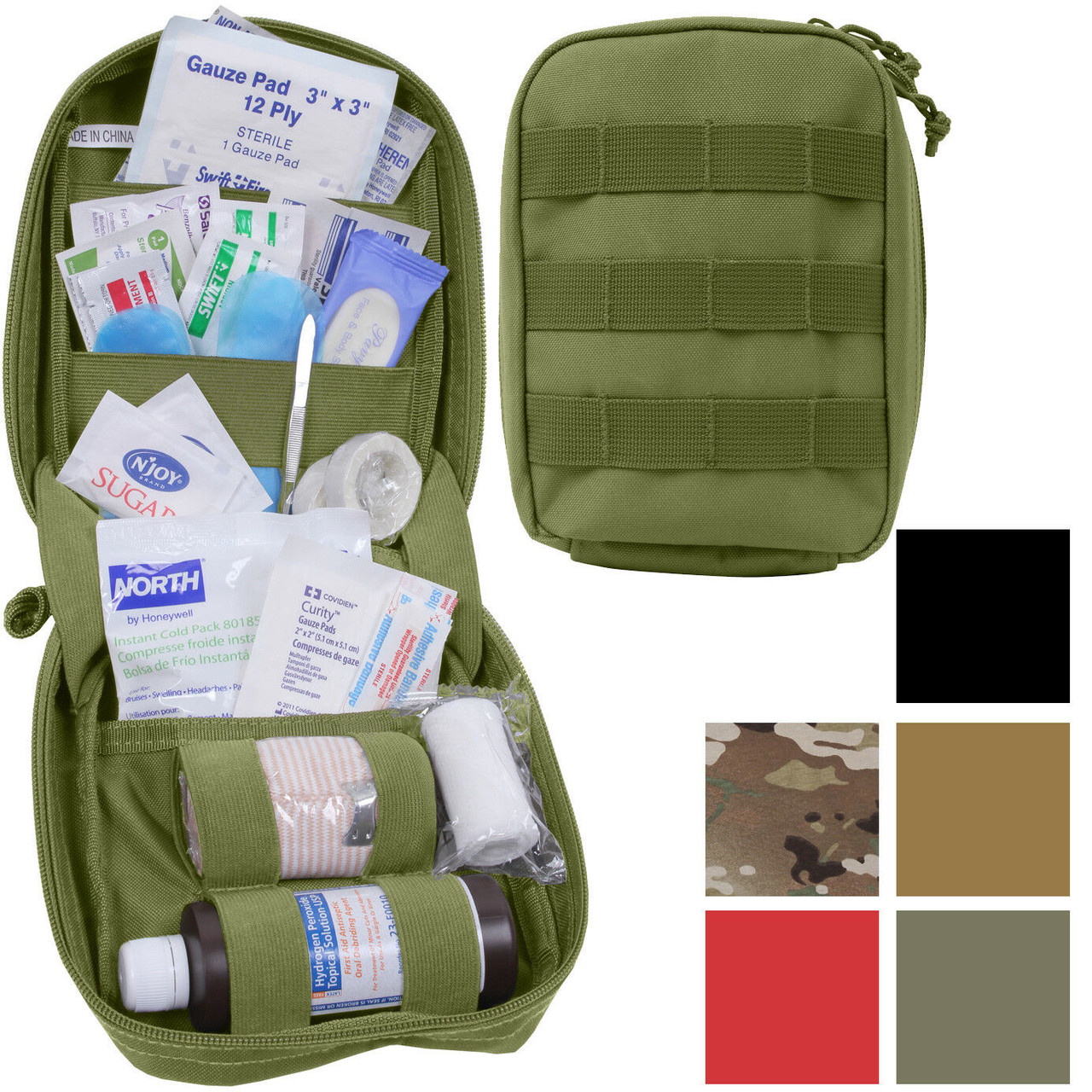 Image result for first aid kit tactical