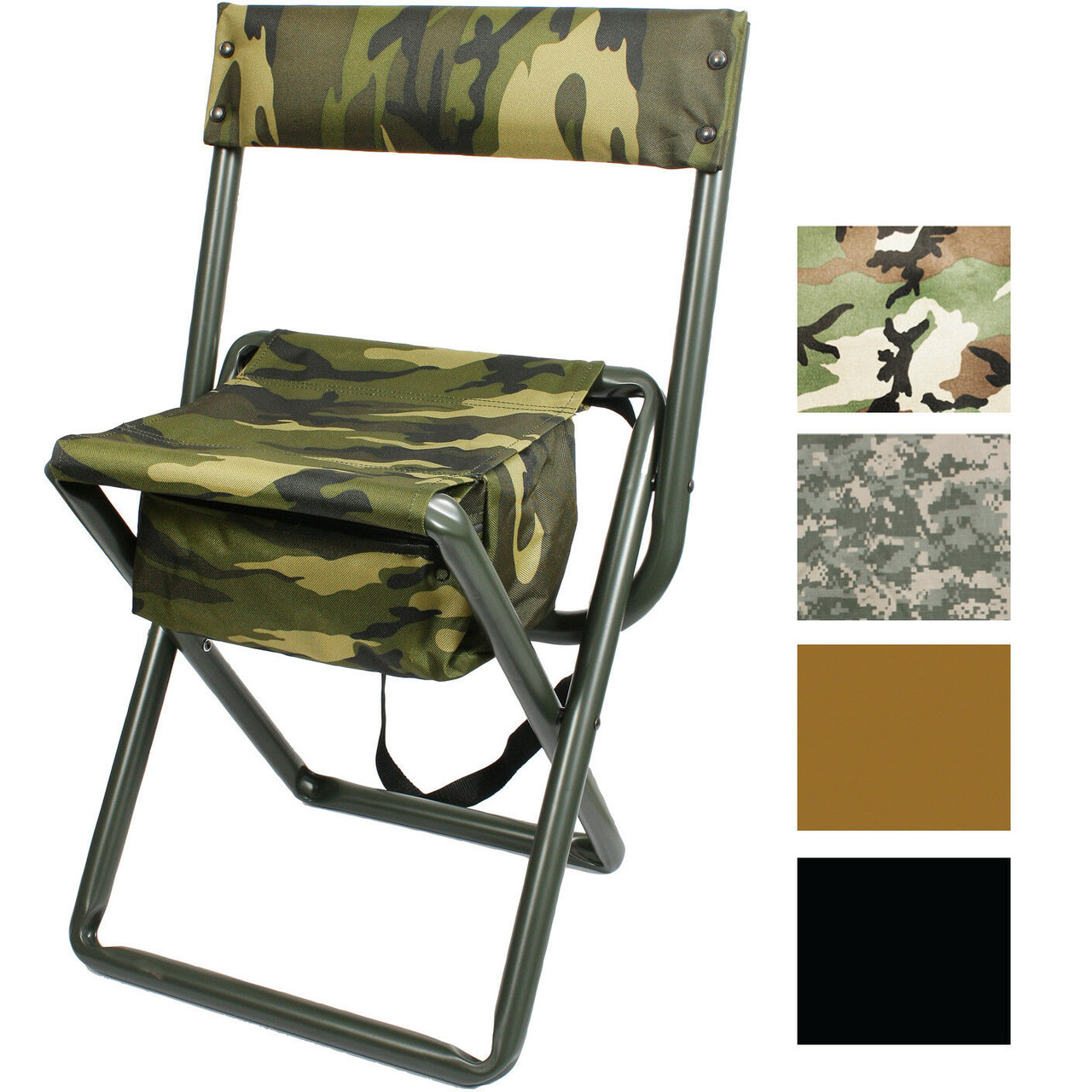 Camo Deluxe Seat Sack with Monogramming