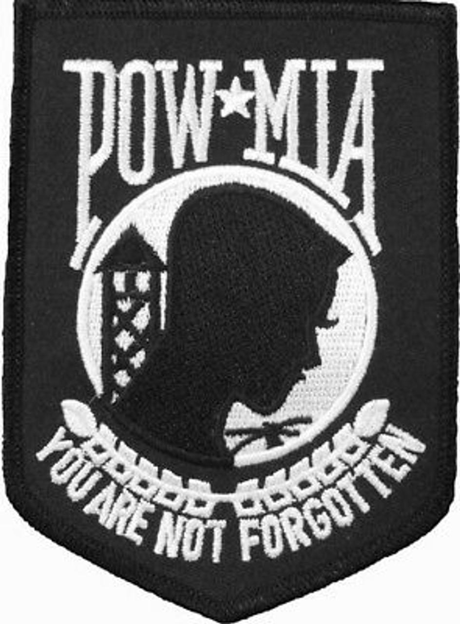 """MIA /"""" Hat Military Deluxe Low Profile Adjust Cap 9369 BLACK /"""" POW"""