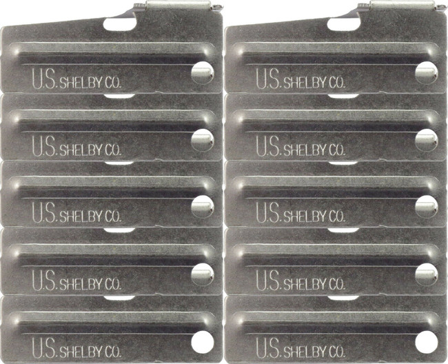 US Shelby Co P-38 Model Survival Kit Military Can Opener USA Made - 10 Pack