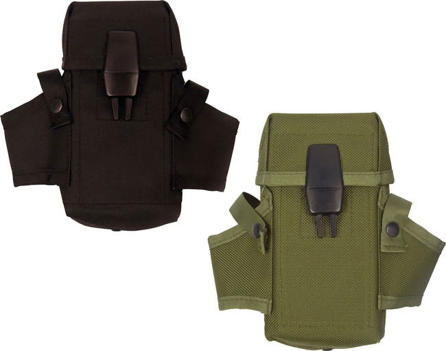 M-16 Clip Mag Magazine Pouch Belt Holder Clip