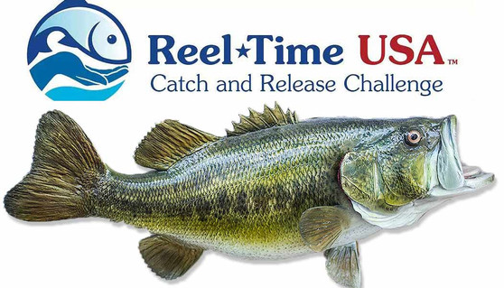 Nationwide Catch and Release Bass Challenge October 9th 2021