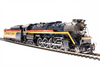 BLI 5774 4-8-4 T1 - Chessie System #2101, Sound/DC/DCC Broadway Limited  (SCALE=HO)  Part # 187-5774