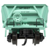 ATLAS 50004585 DIFCO Side Dump Car - MP - Missouri Pacific (UP Shield) #55143 (SCALE=N) Part # 150-50004585