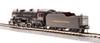 Broadway Limited {5980} 2-8-2 Light Mikado  PRR - Pennsylvania #9627 (Scale=N) Part#187-5980