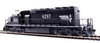 BLI 6787 SD40-2 IC - Illinois Central #6257 Broadway Limited Paragon 4 w/Sound & DCC HO Scale