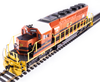 BLI 6790 SD40-2 RCPE - Rapid City, Pierre & Eastern #3428 Broadway Limited Paragon 4 w/Sound & DCC HO Scale