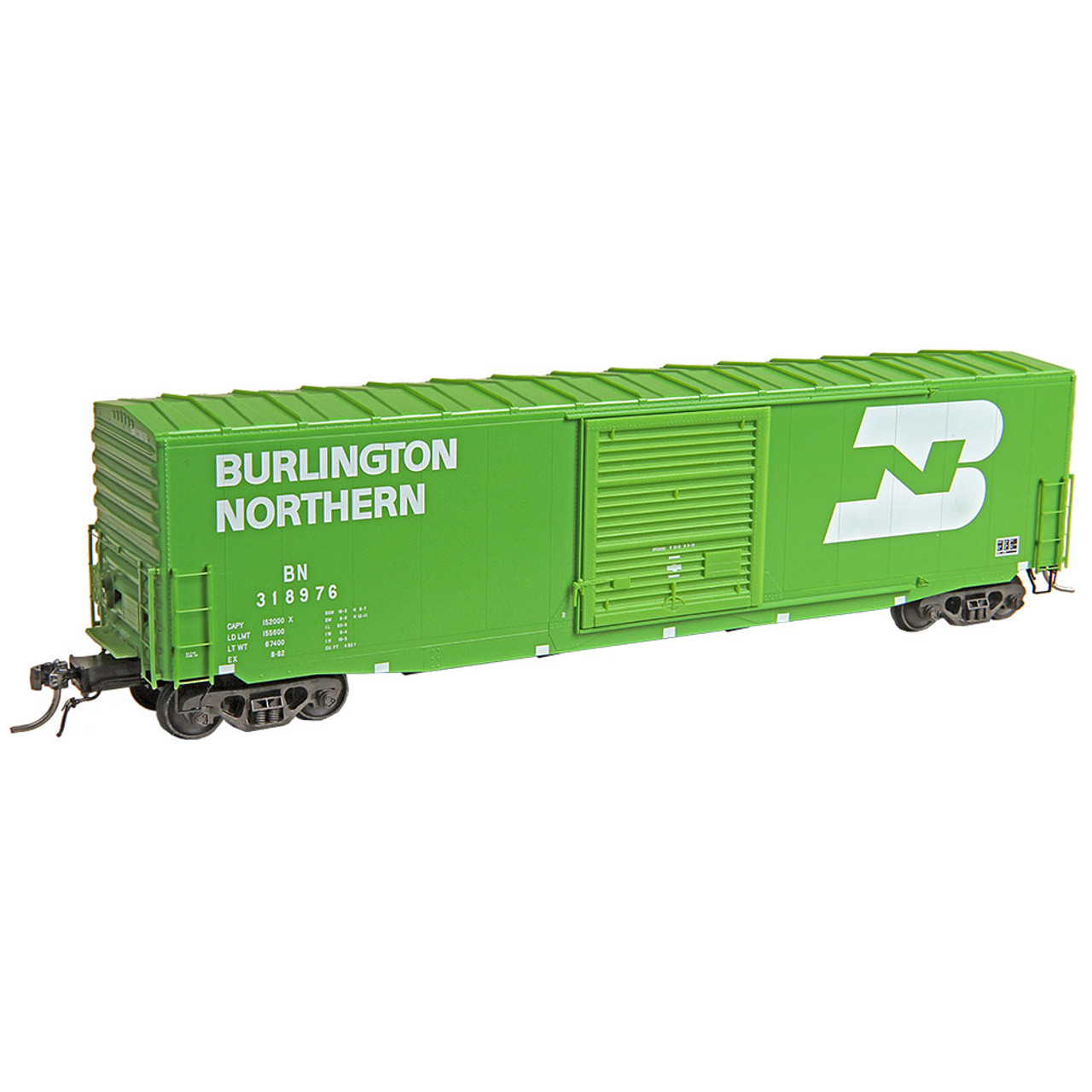 Kadee 6415  Burlington Northern BN #318976 - RTR 50' PS-1 Boxcar (SCALE=HO) part # 380-6415
