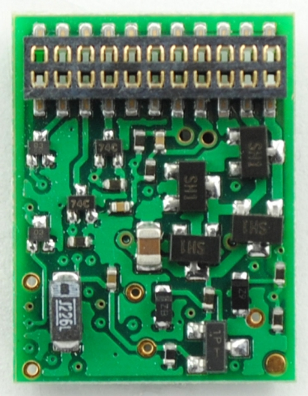 1344 TCS Train Control Systems /  EU621 Decoder (SCALE=HO) Part # 745-1344