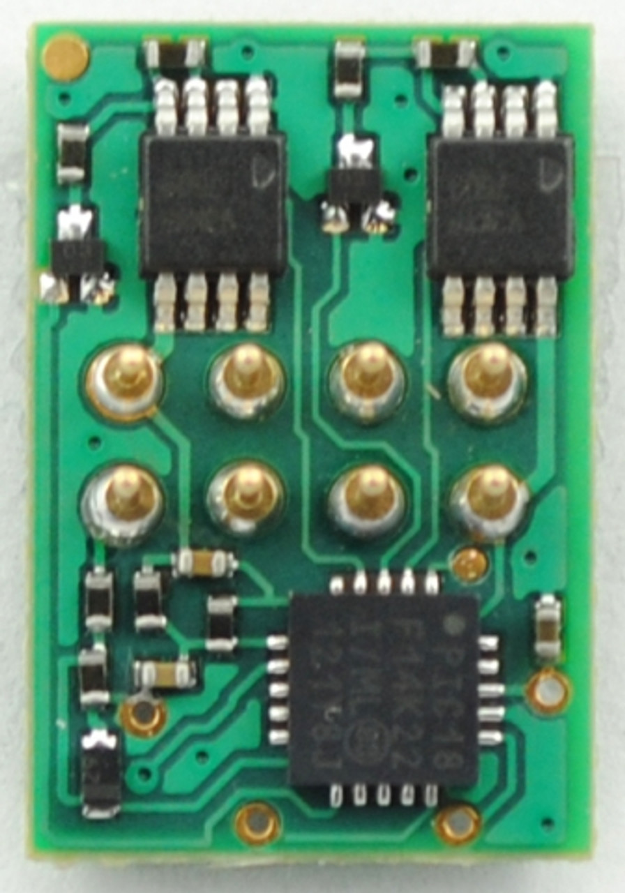 1028 TCS Train Control Systems /  DP2X Decoder (SCALE=HO) Part # 745-1028