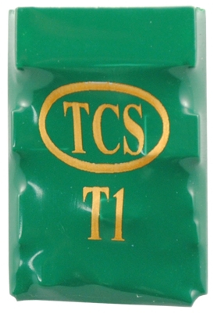 1023 TCS Train Control Systems /  T1A Decoder (SCALE=HO) Part # 745-1023