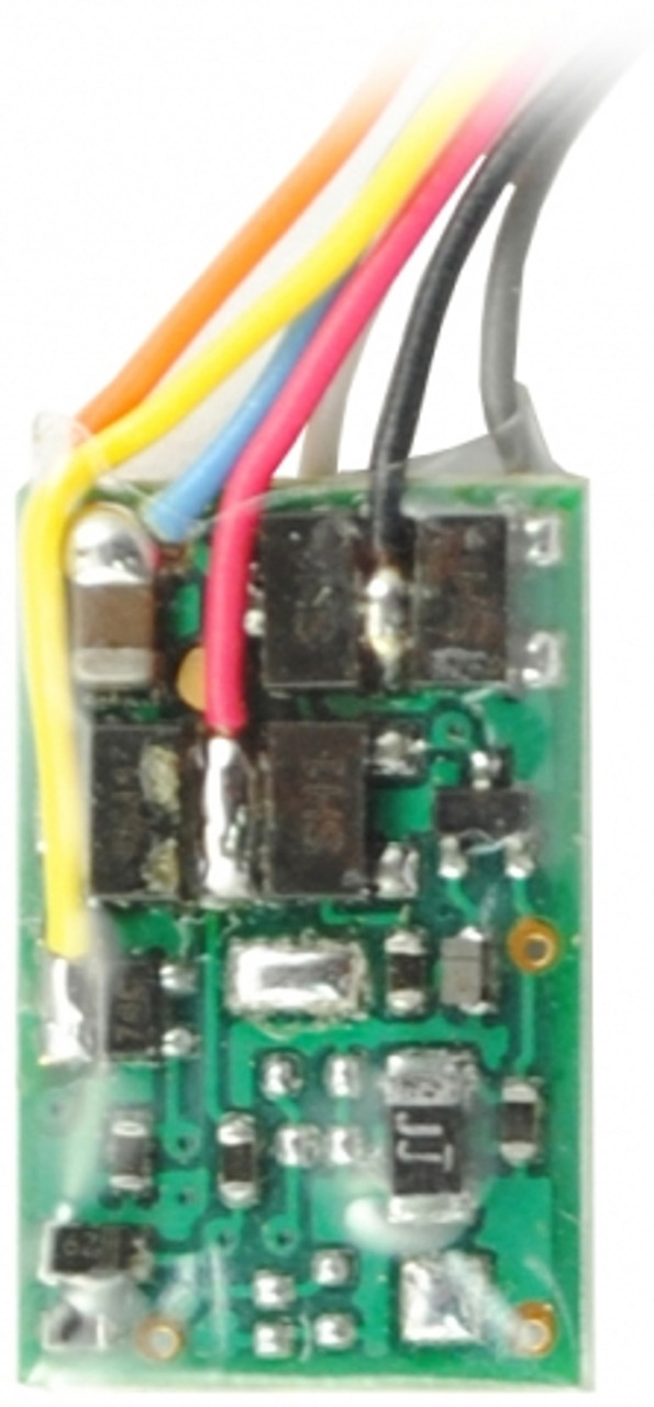 1006 TCS Train Control Systems /  M1 Decoder (SCALE=ALL) Part # 745-1006