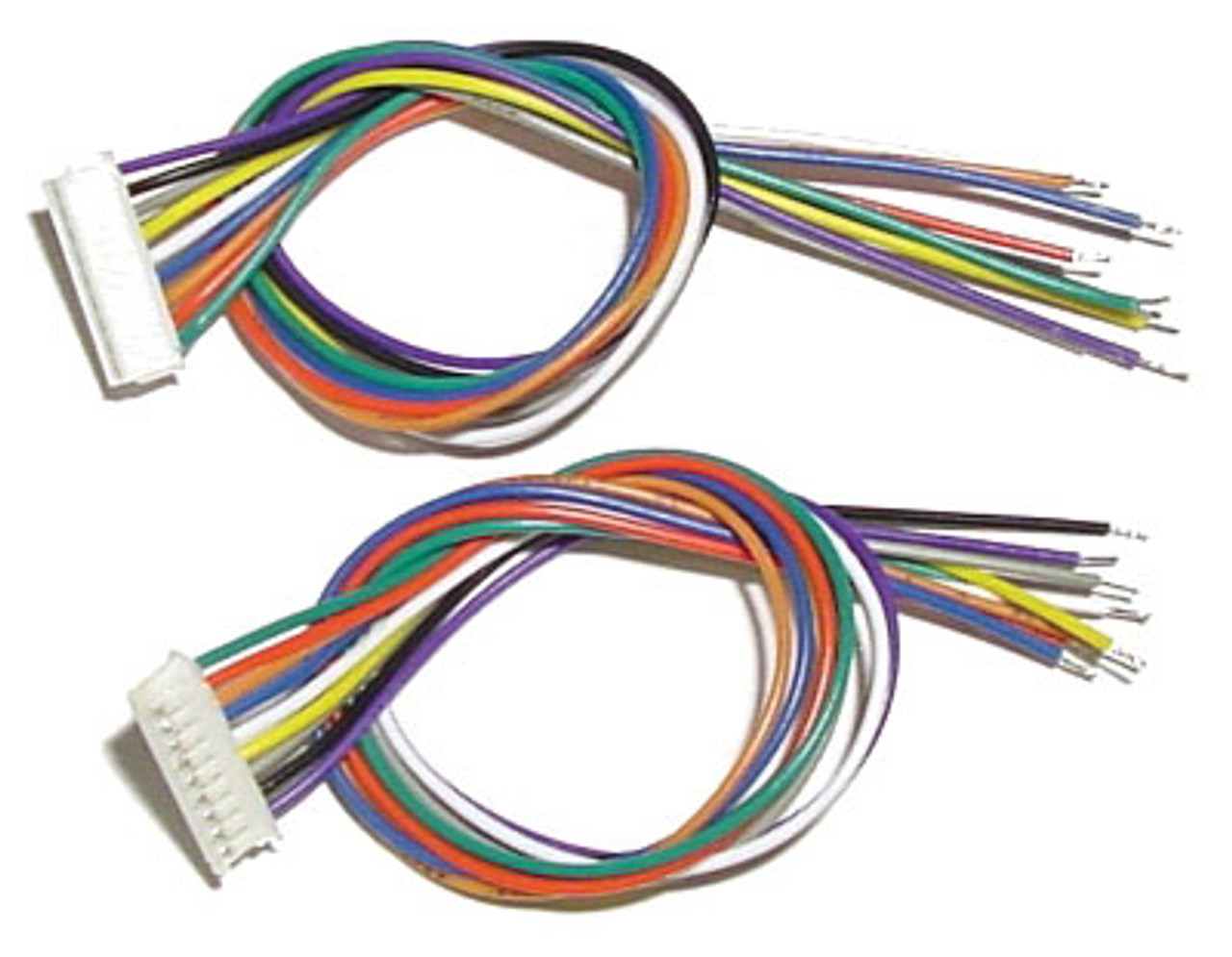 WH9 Ring Engineering / DCC 9 Pin Wire Harness/2 (Scale=HO) YANKEEDABBLER Part # = 634-WH9