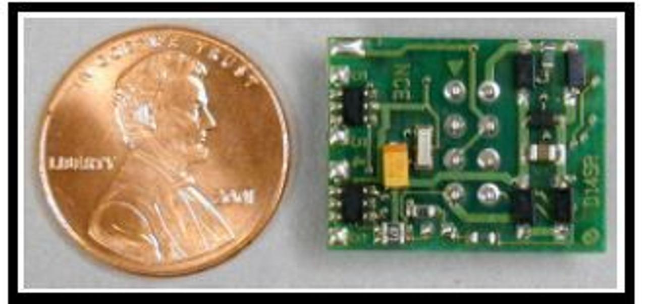 103 NCE /  D14SR DCC Control Decoder 1.3 Amp - S (SCALE=HO) Part # = 524-103