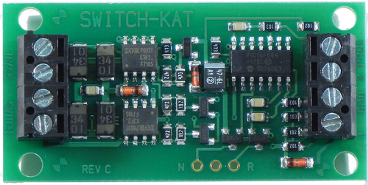 116 NCE /  Switch Machine Decoder -- KATO-SW - (SCALE=ALL) Part # = 524-116