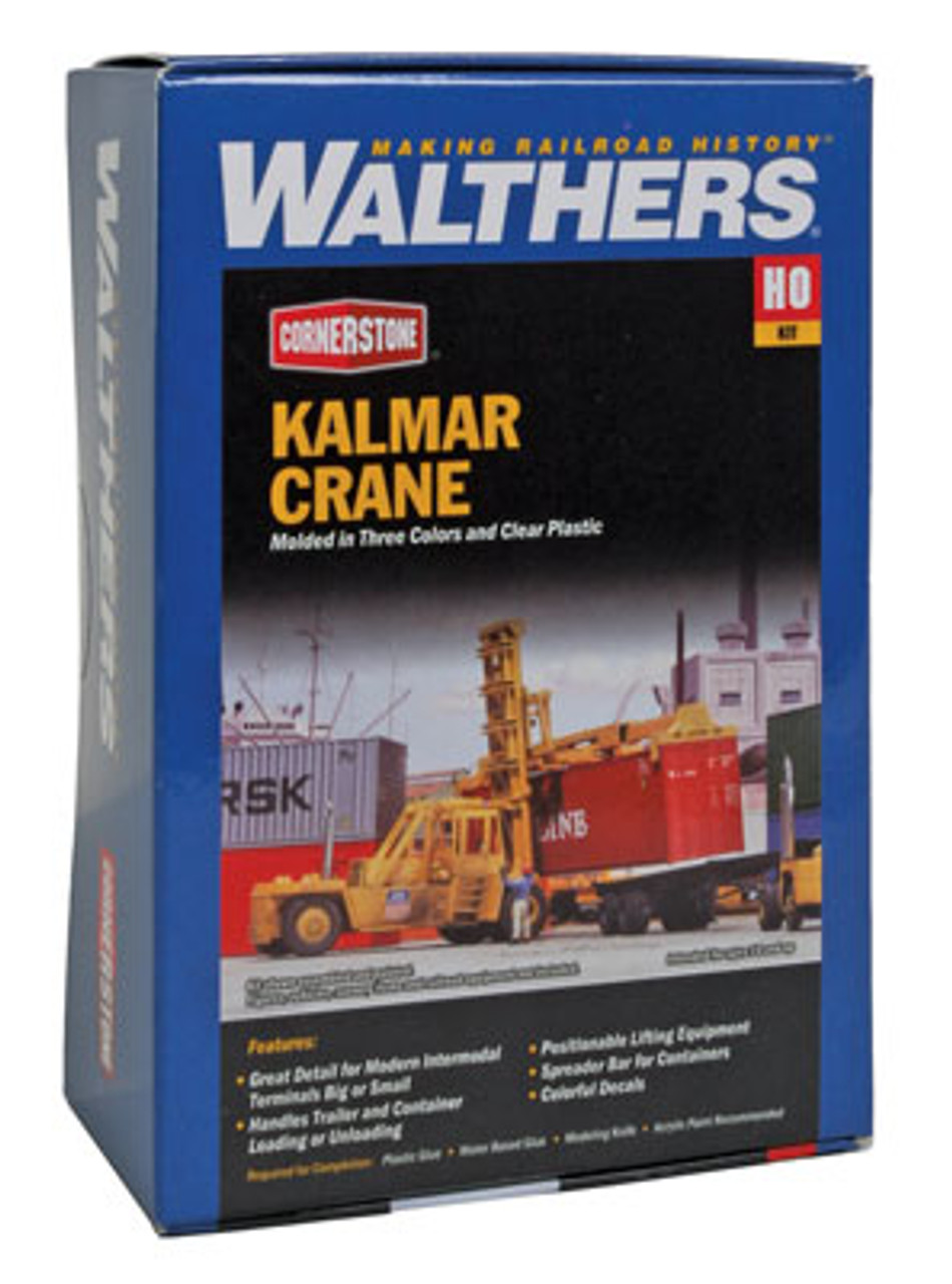 HO Scale Walthers Cornerstone 933-3119 EMD 567 Prime Mover Kit