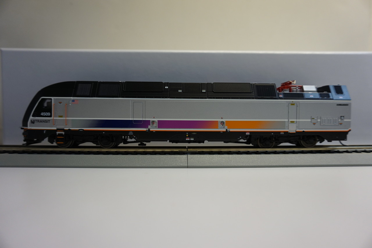 Atlas 10002849 ALP-45DP NJ Transit #4509 Gold - DCC & Sound (HO Scale) 150-10002849