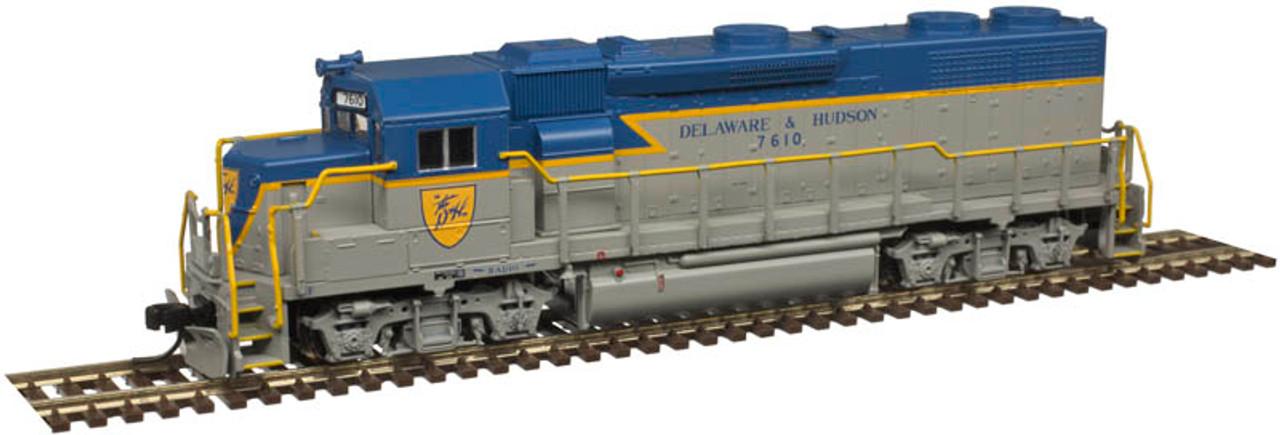 ATLAS 40003849 GP39-2 D&H Delaware & Hudson #7603 - LokSound & DCC - Master(R) Gold (SCALE=N) Part # 150-40003849