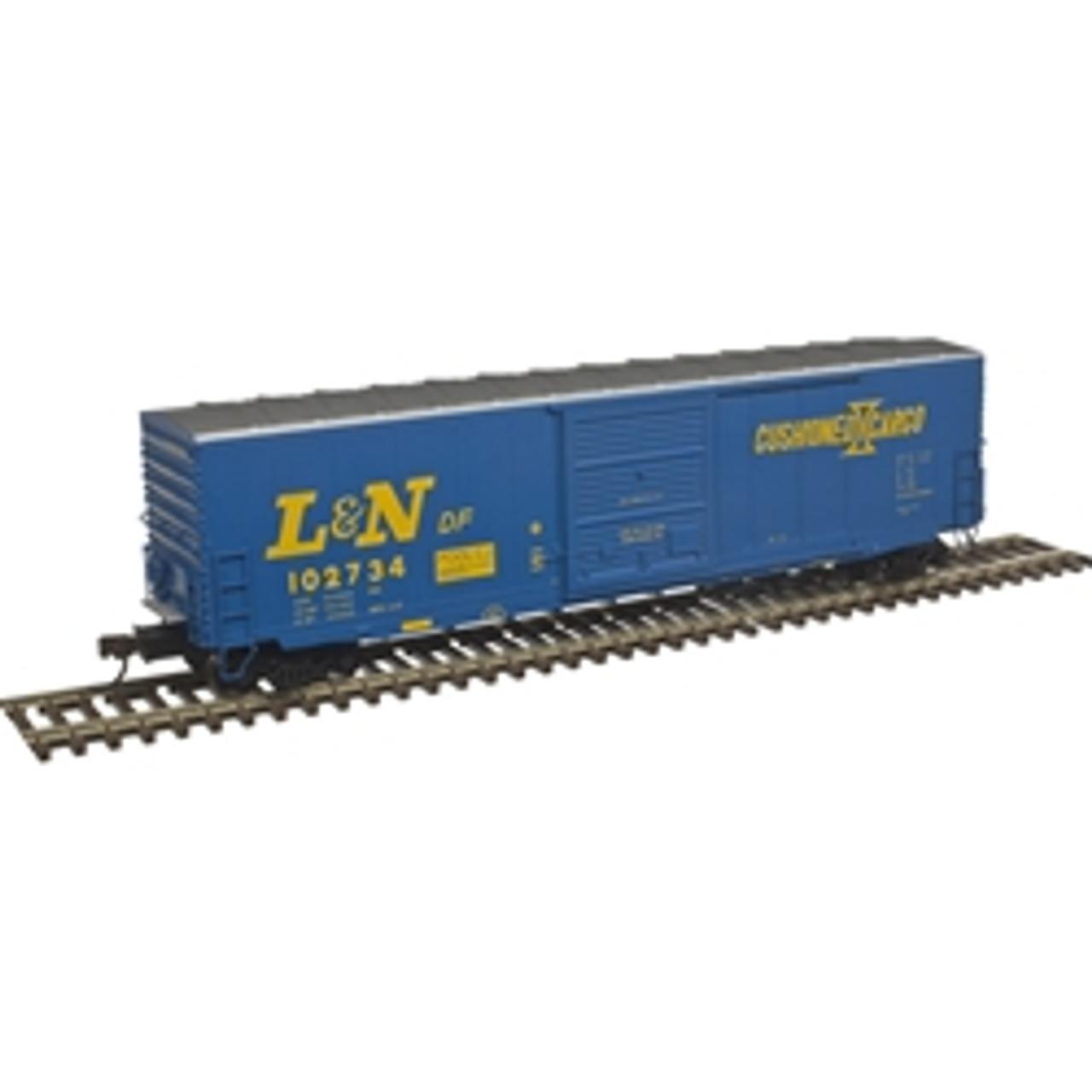 """20004751 Atlas L&N Loiusville & Nashville #102734 50'6"""" Boxcar (HO Scale) Part # 150-20004751"""