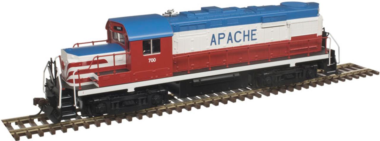 10002660 Atlas  RS-36 Apache Bicentennial #800 w/LokSound & DCC - Gold (SCALE=HO) 150-10002660