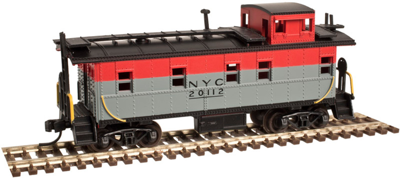 50003473 Atlas Cupola Caboose - NYC - New York Central #20112 (Scale=N) 150-50003473