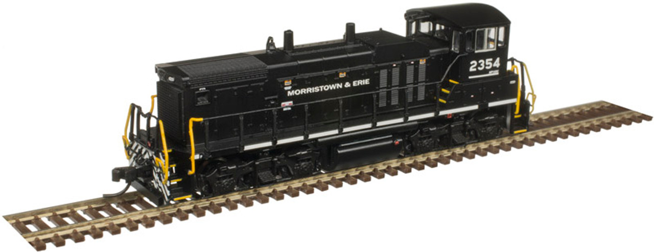 ATLAS 40003820 MP15DC M&E Morristown & Erie #2354 - NCE Decoder Equipped DCC - Master (SCALE=N) Part # 150-40003820