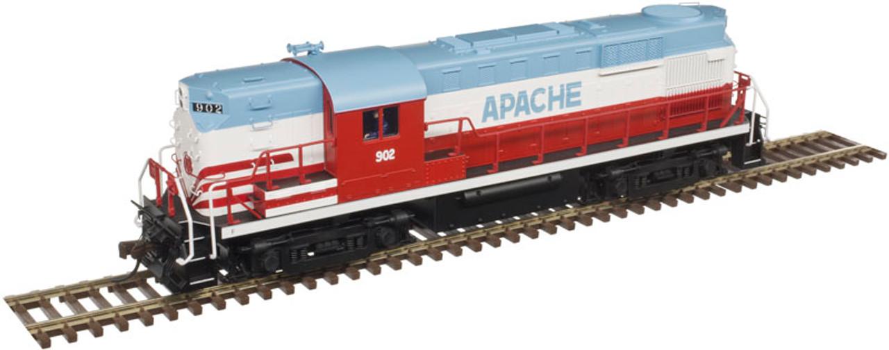 10002886 Atlas Gold / RS-11 Apache #902 ESU LokSound & DCC (SCALE=HO)  Part # 150-10002886