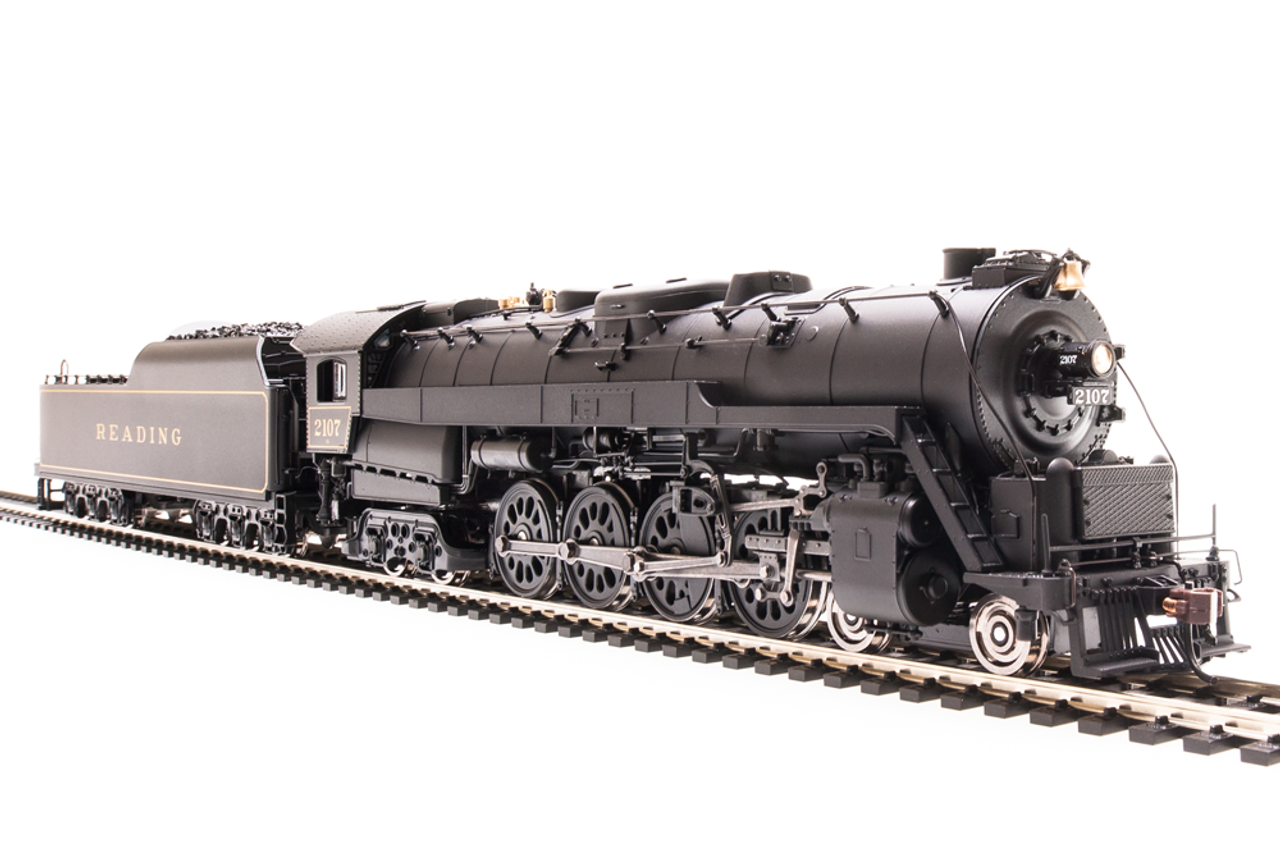 BLI 5771 4-8-4 T1 - RDG - Reading #2109, Sound/DC/DCC Broadway Limited  (SCALE=HO)  Part # 187-5771