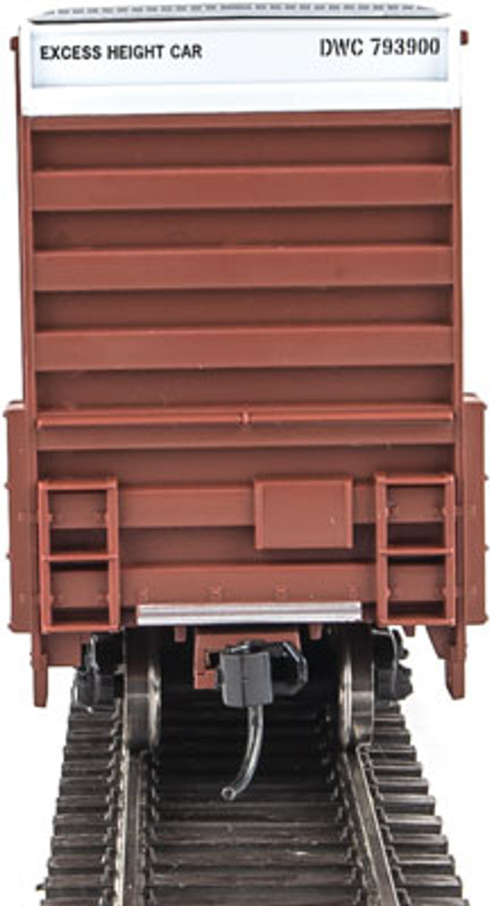 Walthers 910-2922 60' High Cube Plate F Boxcar CN - Canadian National #793900 (SCALE=HO)  Part #910-2922