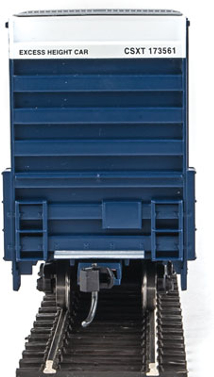 Walthers 910-2934 60' High Cube Plate F Boxcar CSXT - CSX #173561 (SCALE=HO)  Part #910-2934