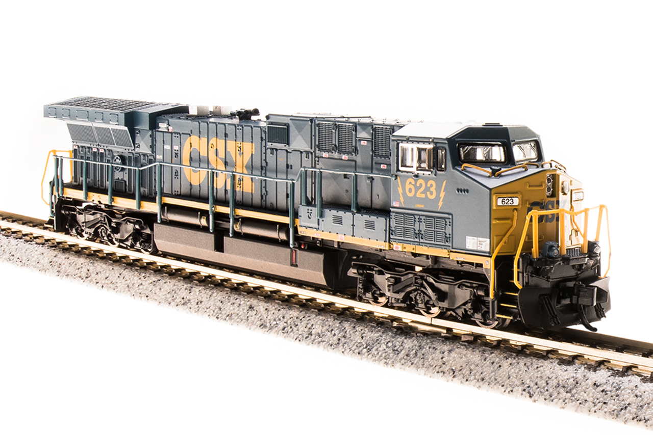 BLI {3747} GE AC6000 - CSX #5011 Broadway Limited Paragon3 Sound/DC/DCC (Scale=N) Part#187-3747