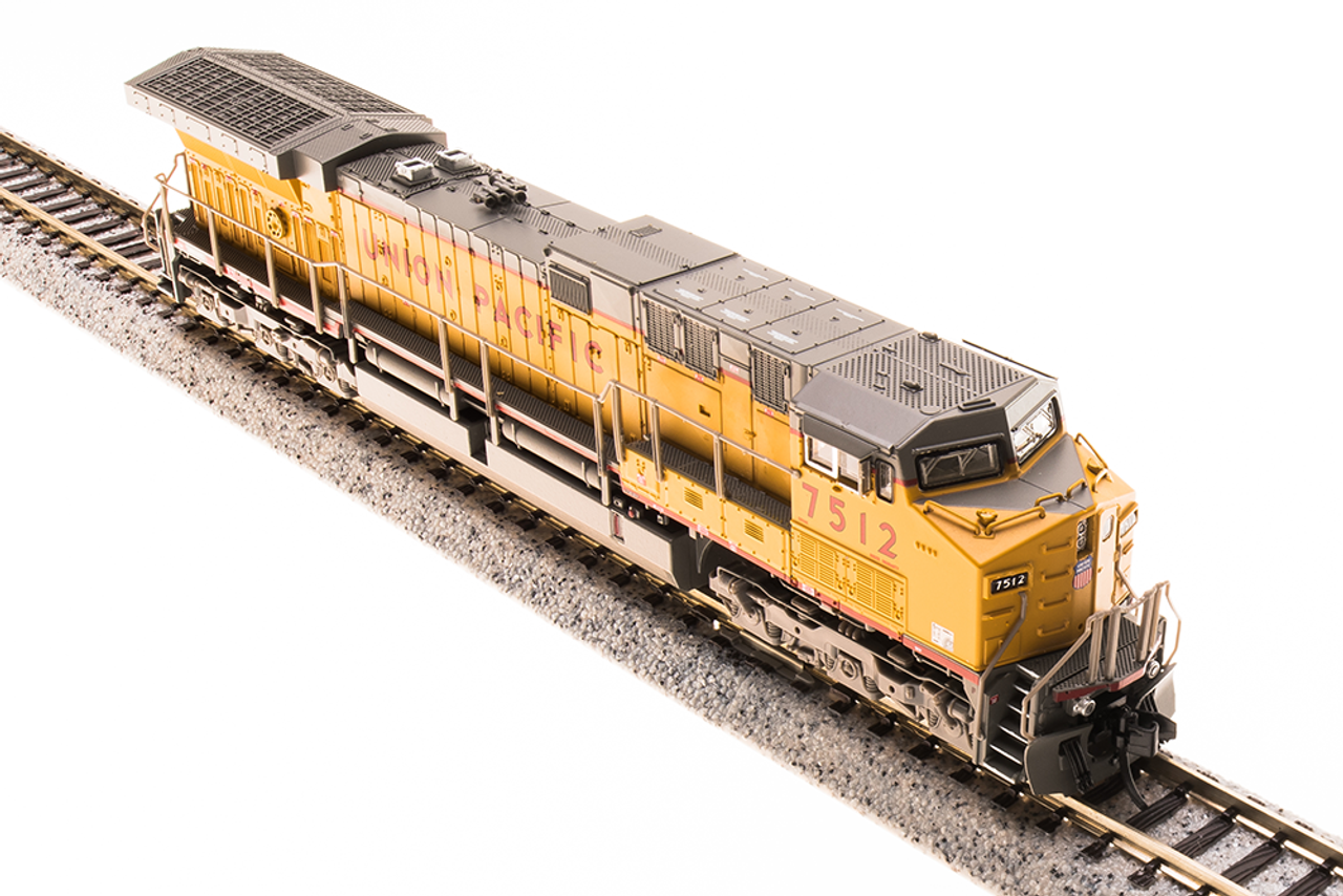 BLI {3753} GE AC6000 - UP - Union Pacific #7562 Broadway Limited Paragon3 Sound/DC/DCC (Scale=N) Part#187-3753