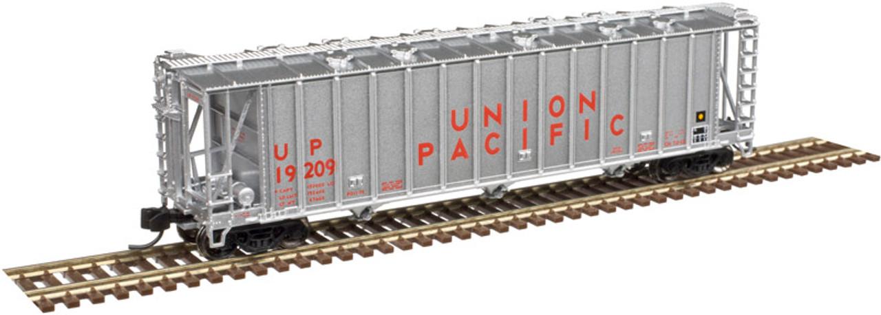ATLAS 50004032 3500 CF Dry-Flo Hopper - UP - Union Pacific #19233 (SCALE=N) Part # 150-50004032