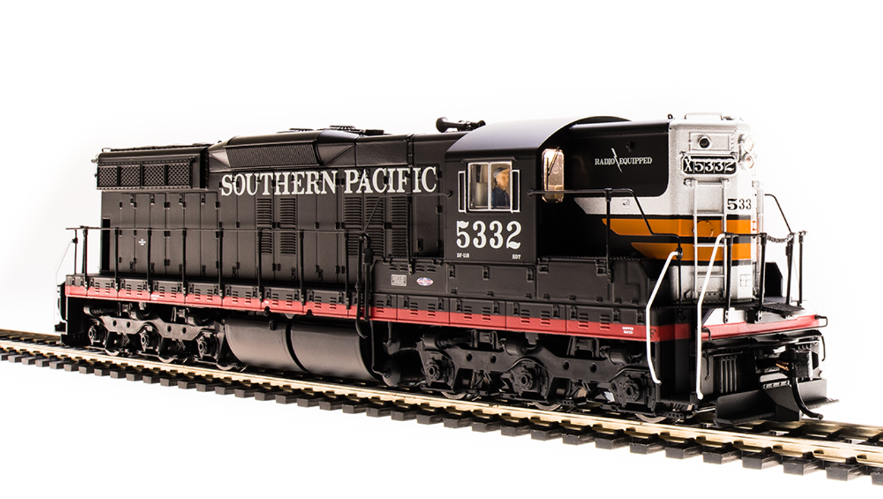 BLI 5789 SD7 SP - Southern Pacific #5332 w/Sound & DCC (SCALE=HO) 187-5789