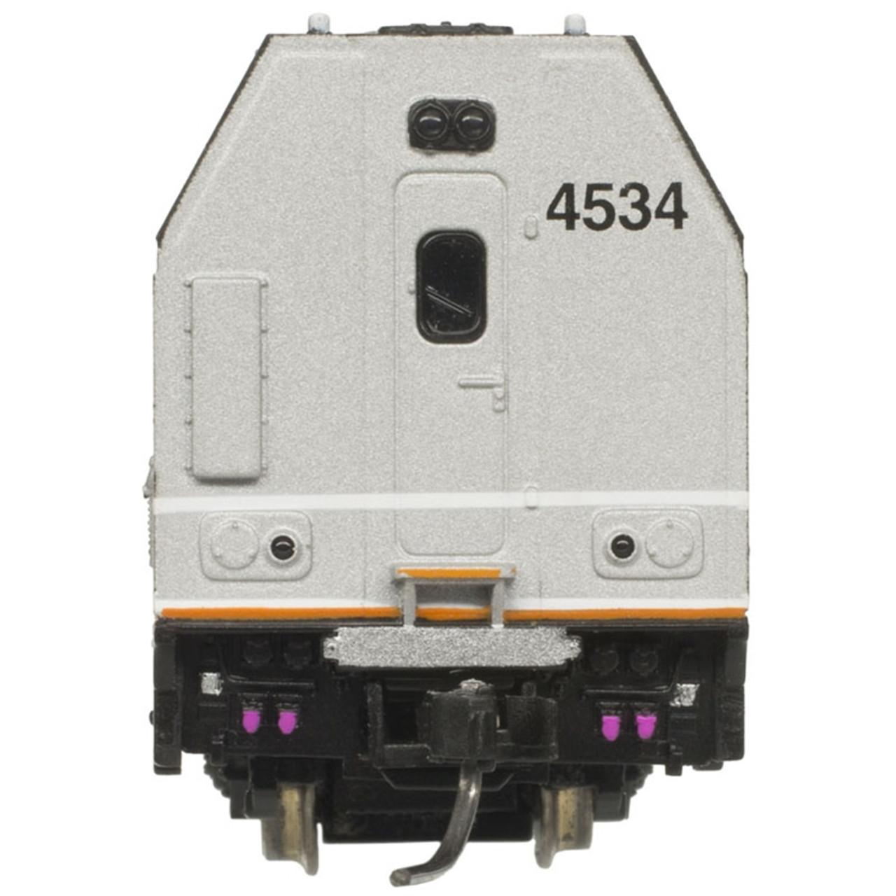 ATLAS 40004073 ALP-45DP - NJ Transit #4534 100th ALP Edition - Gold - DCC & Sound (SCALE=N) Part # 150-40004073
