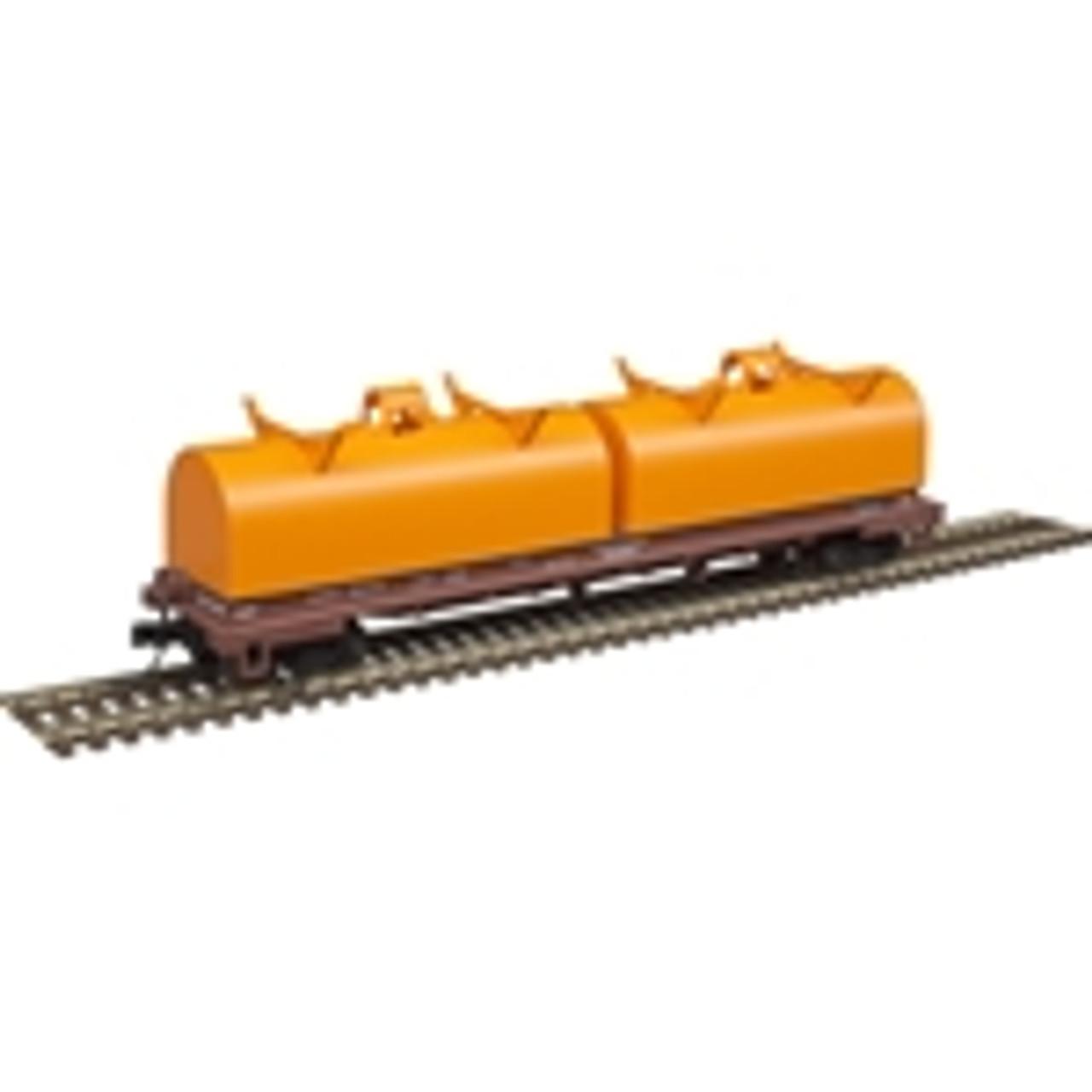 ATLAS 50004651 Cushion Coil Car - South Shore Freight (CSS) #1696 (SCALE=N) Part # 150-50004651