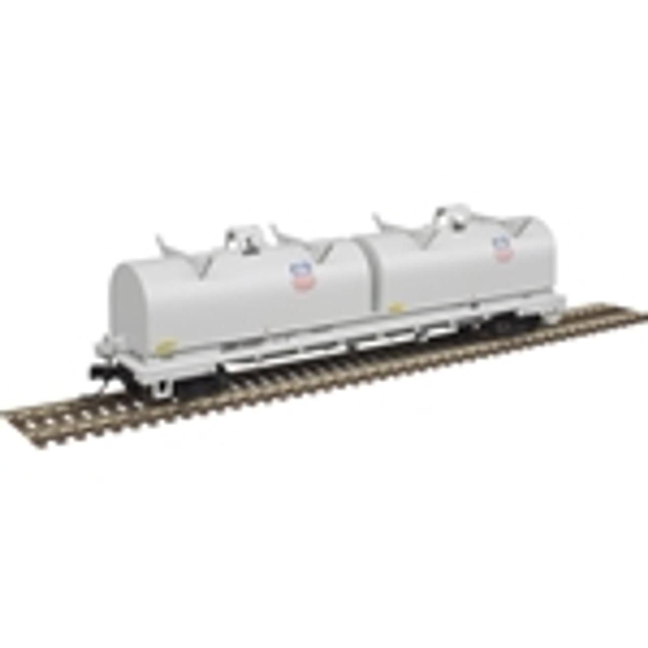 ATLAS 50004657 Cushion Coil Car - UP Union Pacific (CNW) #249007 (SCALE=N) Part # 150-50004657