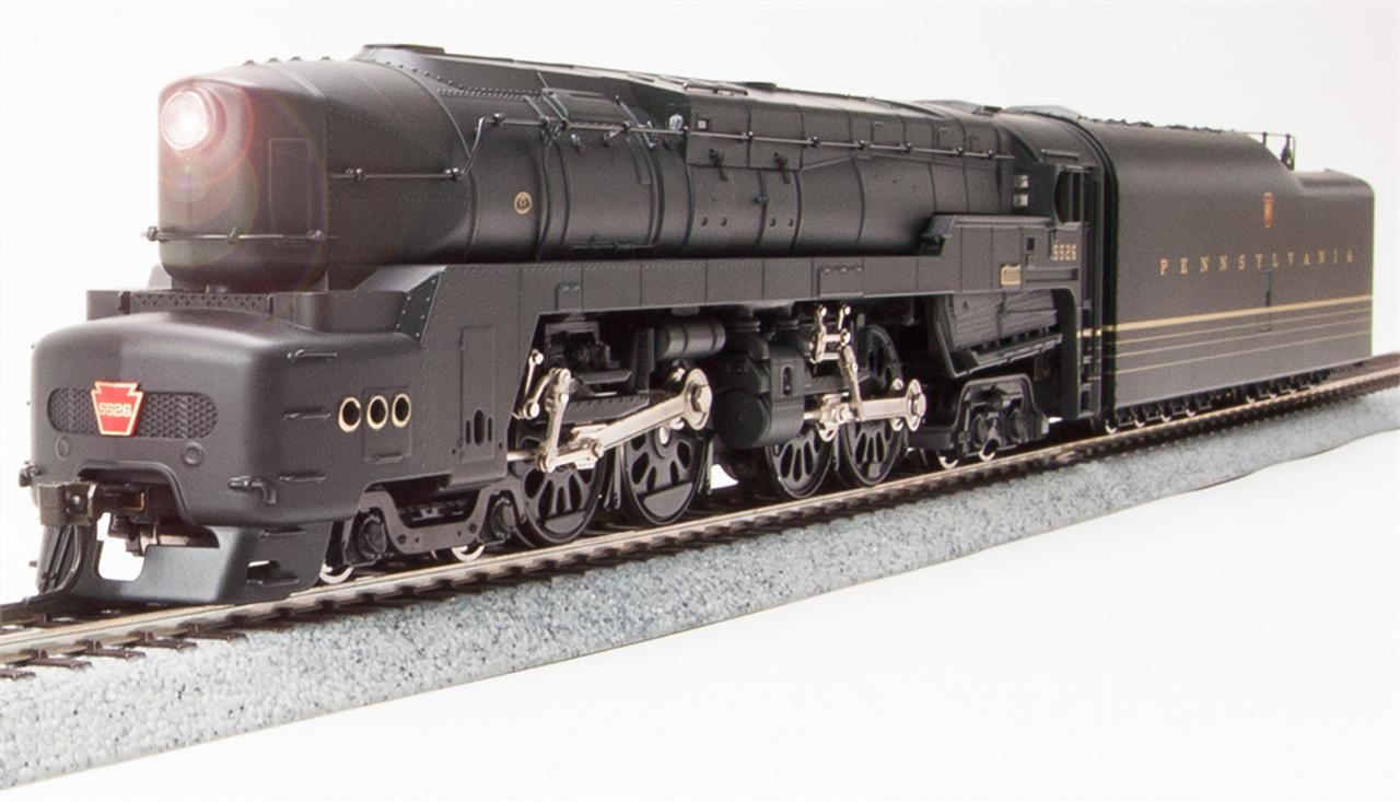BLI 5842 T1 Duplex 4-4-4-4 PRR - Pennsylvania #5533 Broadway Limited  (SCALE=HO)  Part # 187-5842