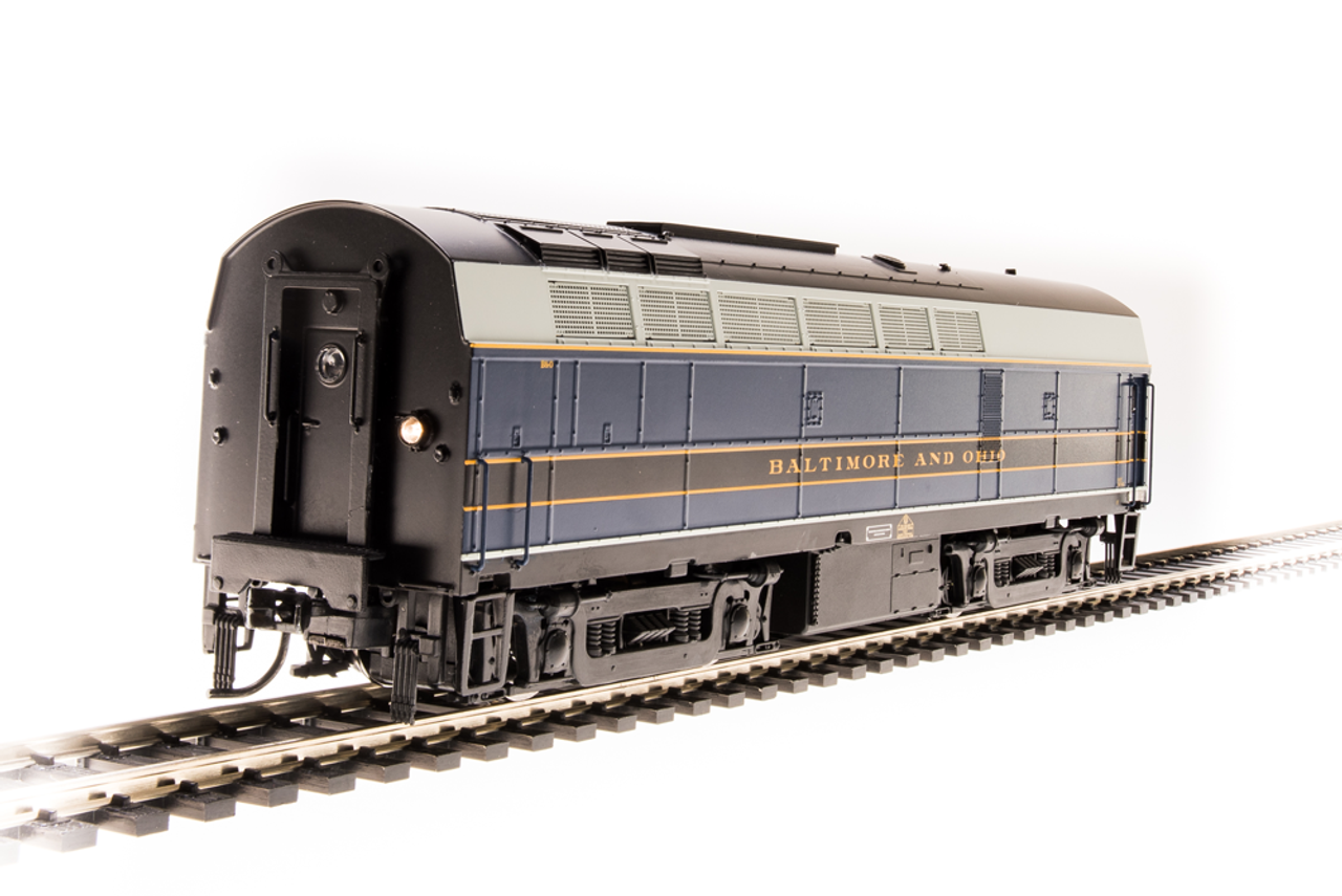 BLI 5756 Baldwin BF16 B Sharknose B&O Baltimore & Ohio #855X Broadway Limited  (SCALE=HO)  Part # 187-5756