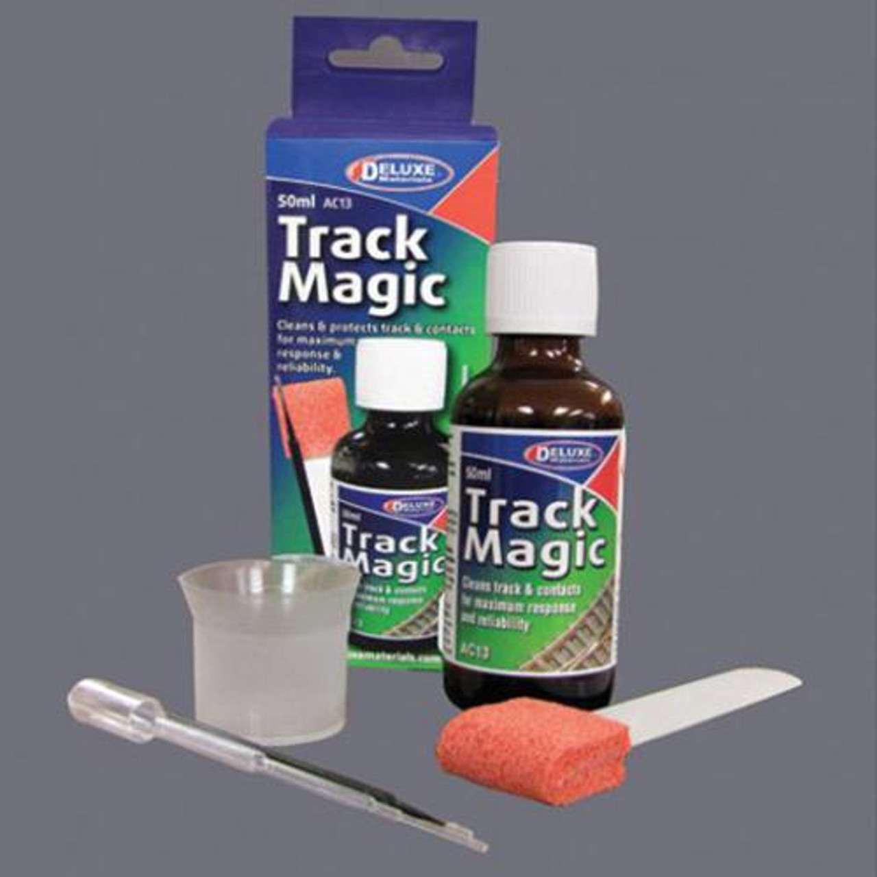 Deluxe Materials AC13 - Track Magic (Scale=ALL) Part #806-AC13