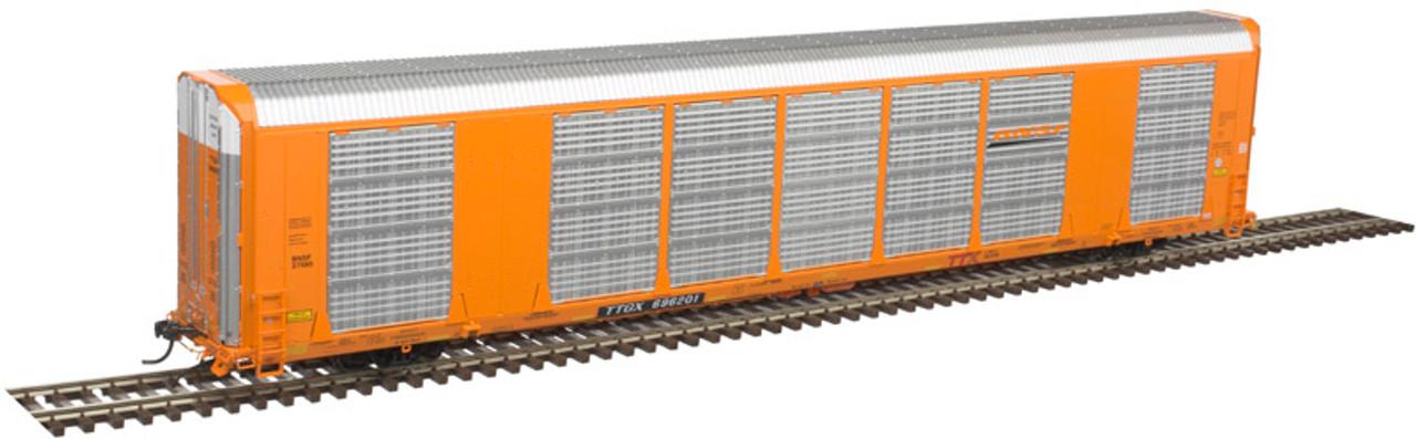 Atlas {20005660} Gunderson Multi-Max Auto Rack BNSF Railway TTGX #696253 (Scale=HO) Part#150-20005660
