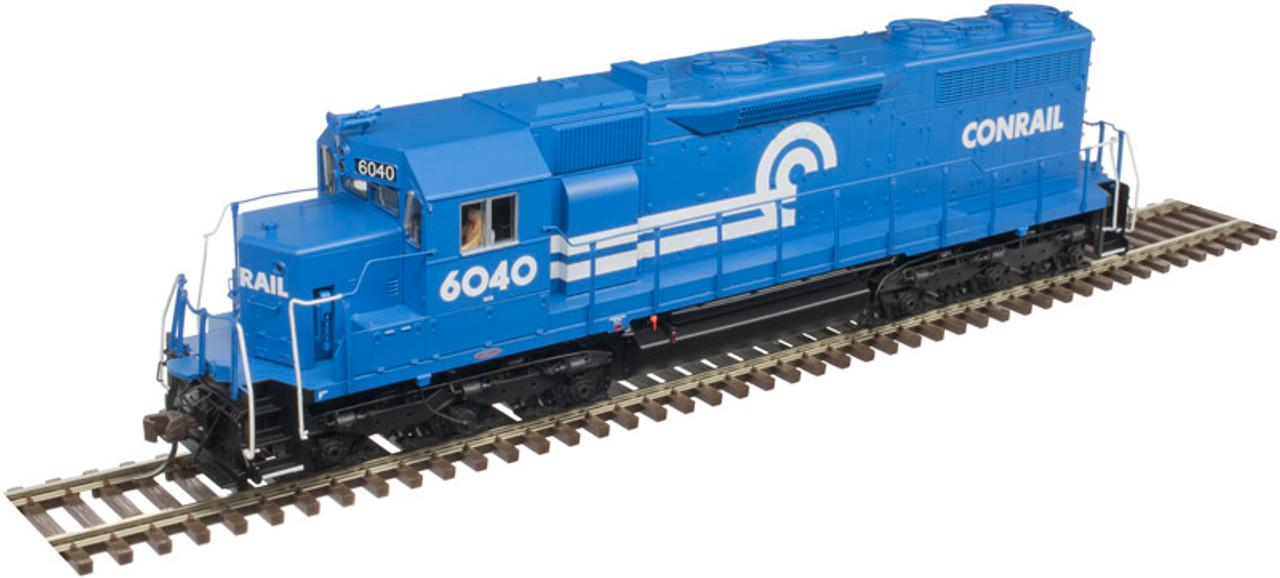 Atlas 10002776 EMD SD35 - CR - Conrail #6012 - DCC & Sound (Scale=HO) Part#150-10002776