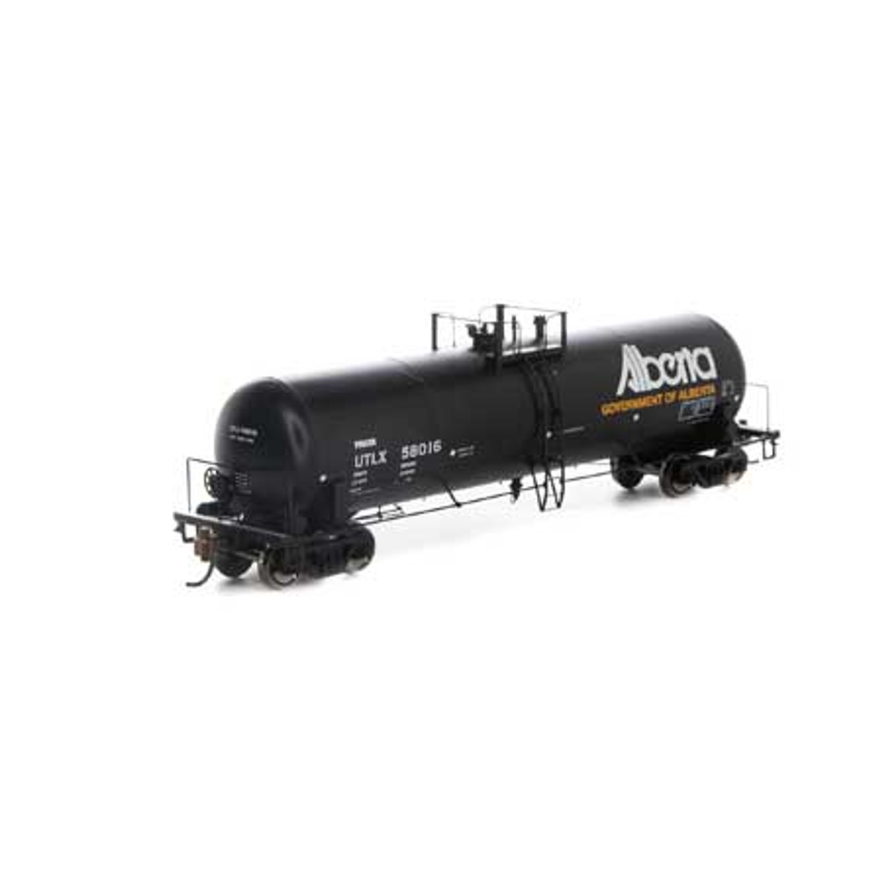 Athearn ATH15774 RTC 20K Tank Car ULTX - Alberta #58016  (Scale =HO) Part #ATH15774