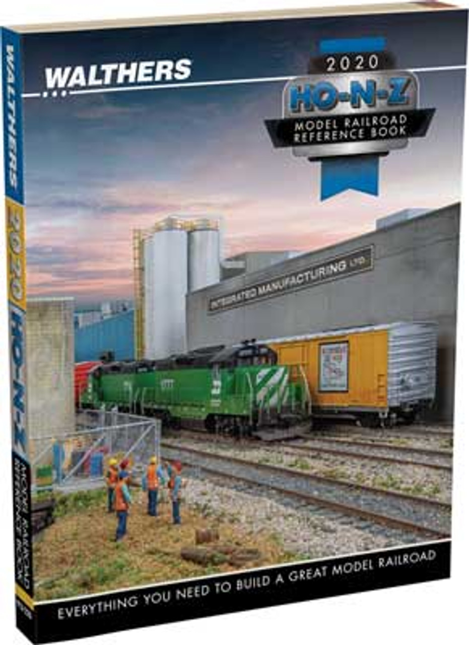 220 WALTHERS 2020 Reference  Manual Part# 933-220