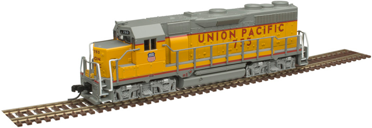 ATLAS 40004299 GP35 - UP - Union Pacific #742 - Gold - DCC & Sound (SCALE=N) Part # 150-40004299