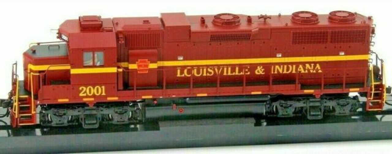 Atlas 150-10002472 GP38 L&I Louisville & Indiana #2003 DCC Ready (SCALE=HO)  Part # 150-10002472